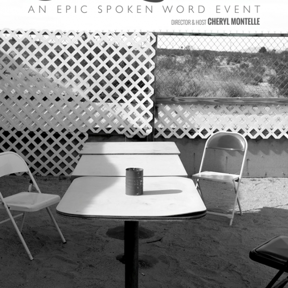 DESERT STORIES XIII — Epic Spoken Word Event