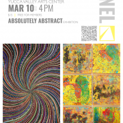 "ART PANEL DISCUSSION  — ""Absolutely Abstract"""