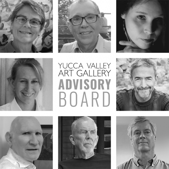 Yucca Valley Art Gallery names esteemed artists/curators to new Advisory Board