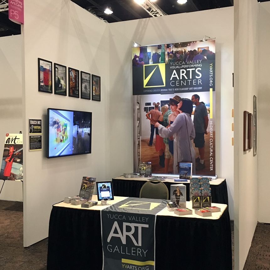 """Cultural Center becomes featured """"Cultural Partner"""" at Palm Springs Art Fair 
