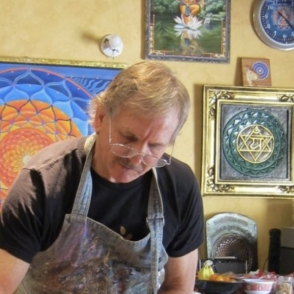 Color Yourself Calm: A One-Day Mandala Workshop with Paul Heussenstamm